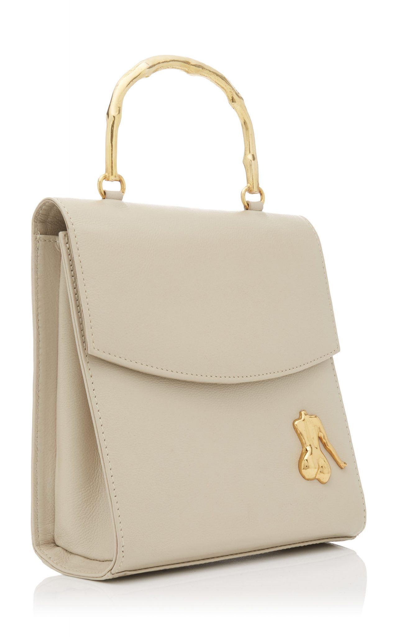 CLAUDE OFF WHITE LEATHER